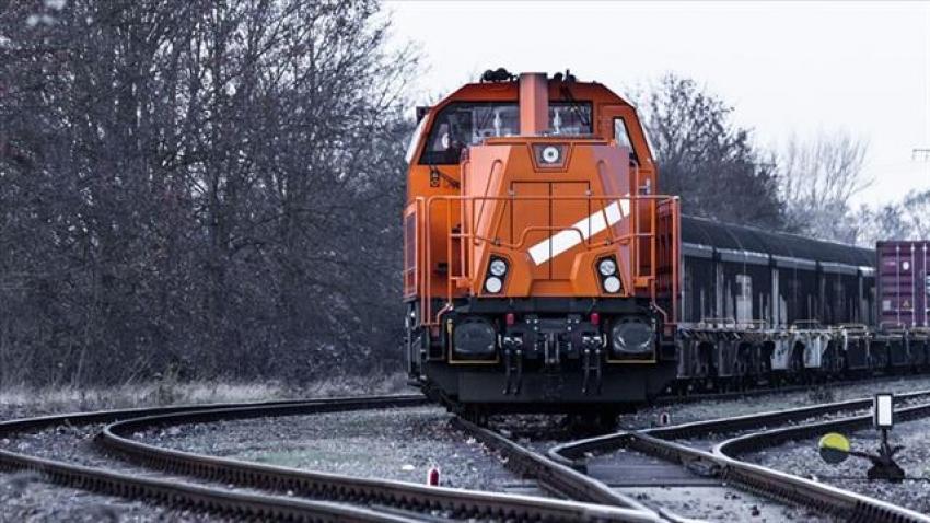 Çin'den Avrupa'ya gidecek ilk yük treni 5 Kasım'da Türkiye'de