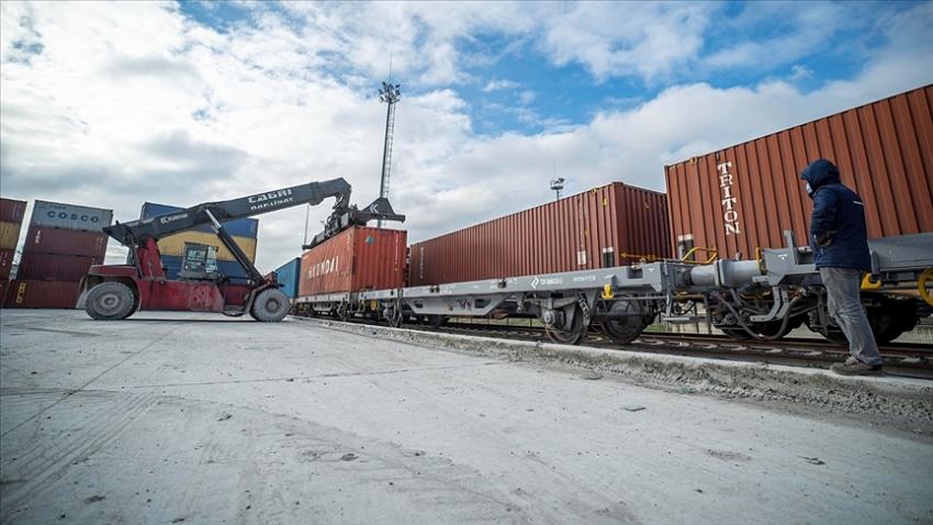 """""""Çin'e ihracatı demir yoluyla 15-20 gün içerisinde yapabileceğiz"""""""
