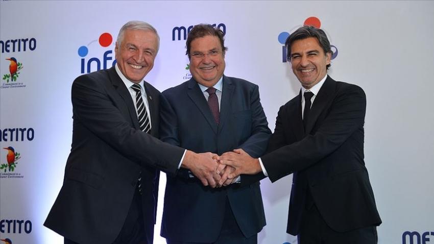 Çok uluslu Metito, Türk kimya şirketini satın aldı
