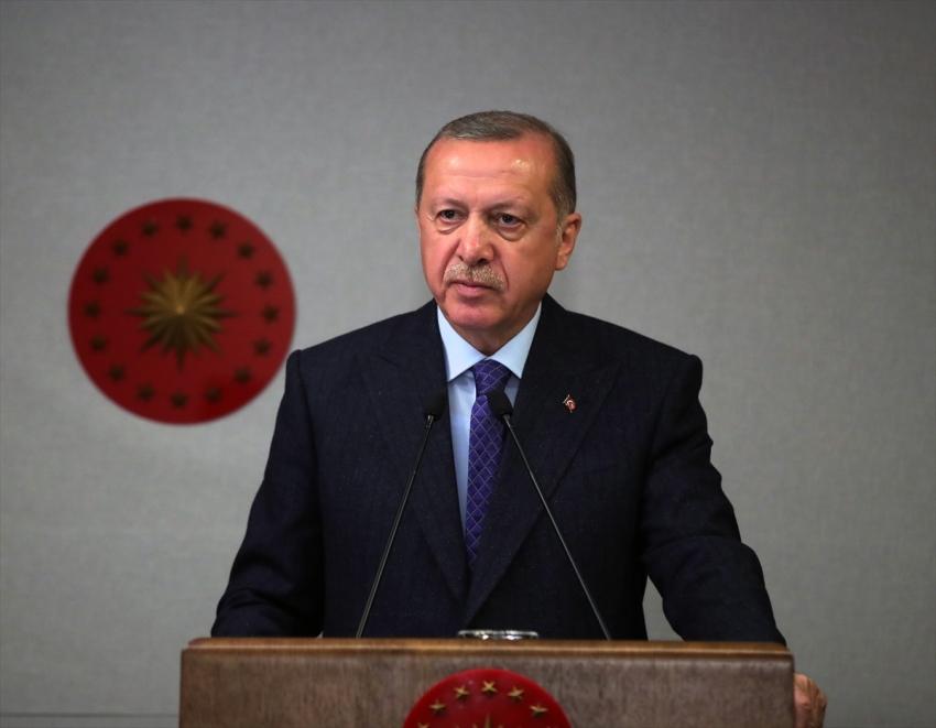 Cumhurbaşkanı Erdoğan: Bu cumartesi pazar da sokağa çıkmak yasak