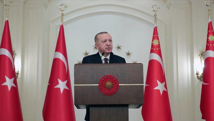 Cumhurbaşkanı Erdoğan'dan AB açıklaması: İlişkilerimizi yeniden rayına oturtmak için hazırız