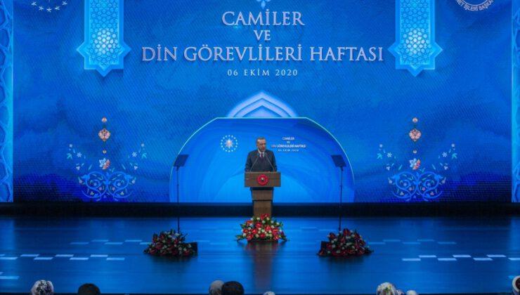 Cumhurbaşkanı Erdoğan'dan Macron'a tepki: Sözleri açık provokasyondur