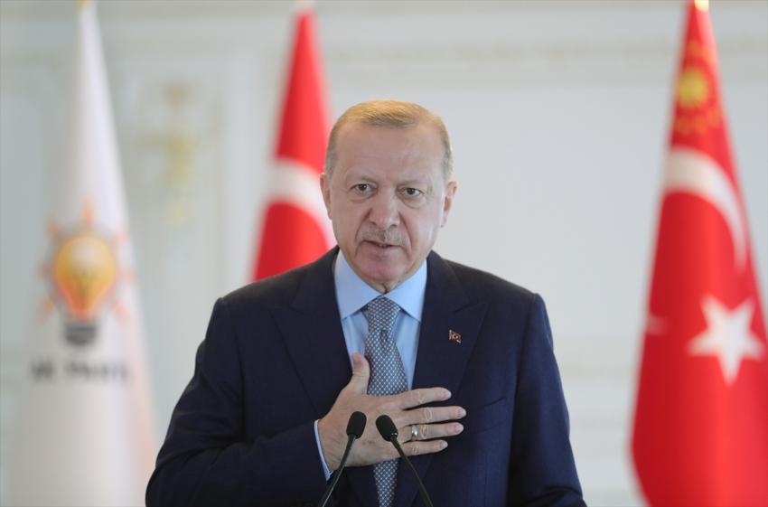 Cumhurbaşkanı Erdoğan'dan  reform mesajı