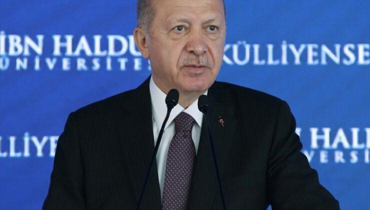 Cumhurbaşkanı Erdoğan: Fikri iktidarımızı hala tesis edemediğimiz kanaatindeyim