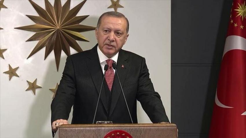 Cumhurbaşkanı Erdoğan yeni kararları açıkladı