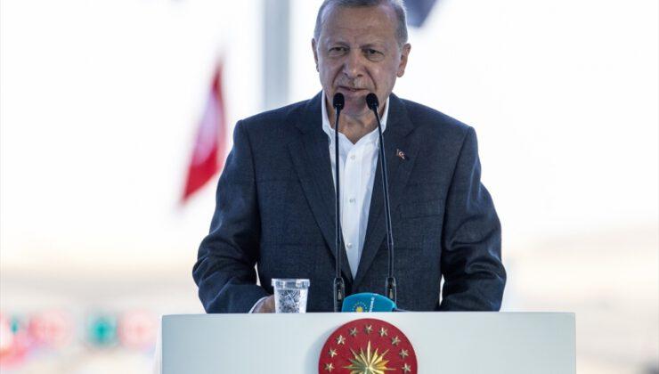 Cumhurbaşkanı Erdoğan: Yılda 1,6 milyar lira kazandıracak