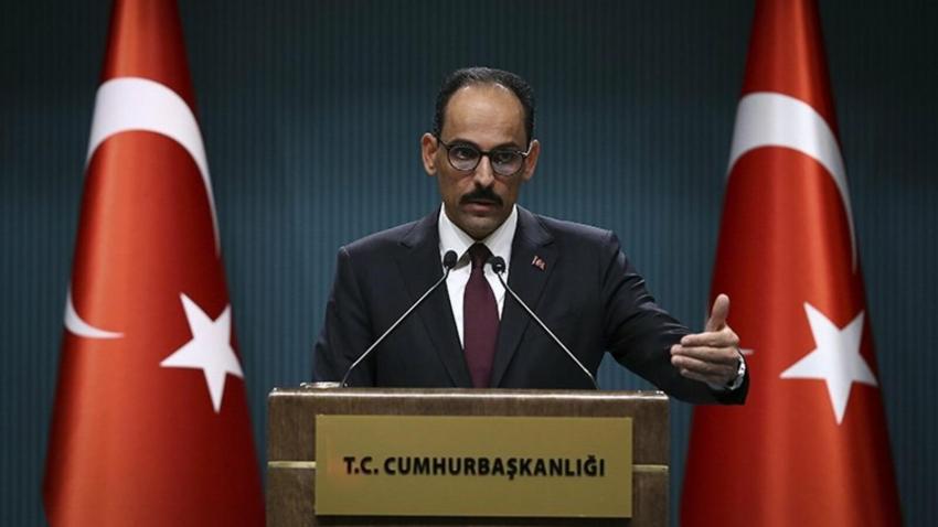 Cumhurbaşkanlığı Sözcüsü İbrahim Kalın 'yeni bir sokağa çıkma yasağı olur mu?' sorusunu yanıtladı