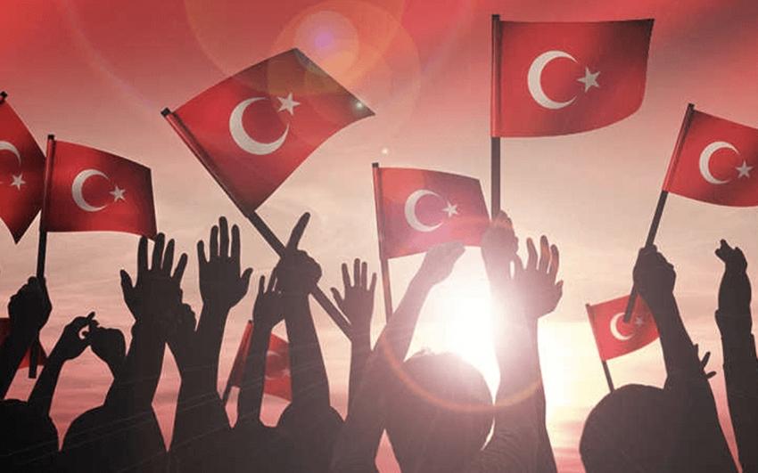 Cumhuriyet, demokrasinin ve bağımsızlığın sarsılmaz ifadesi