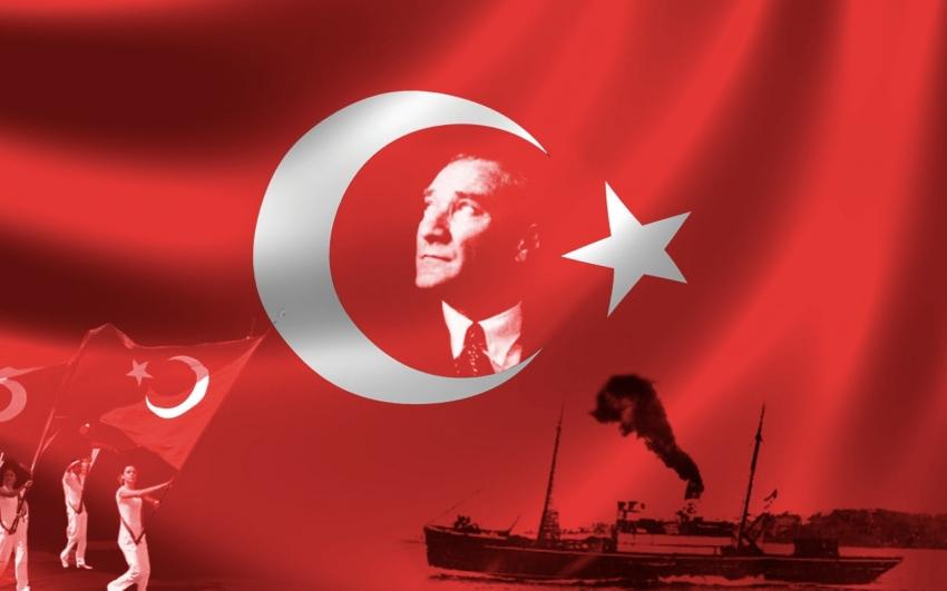 """Cumhuriyet; gelecektir"""