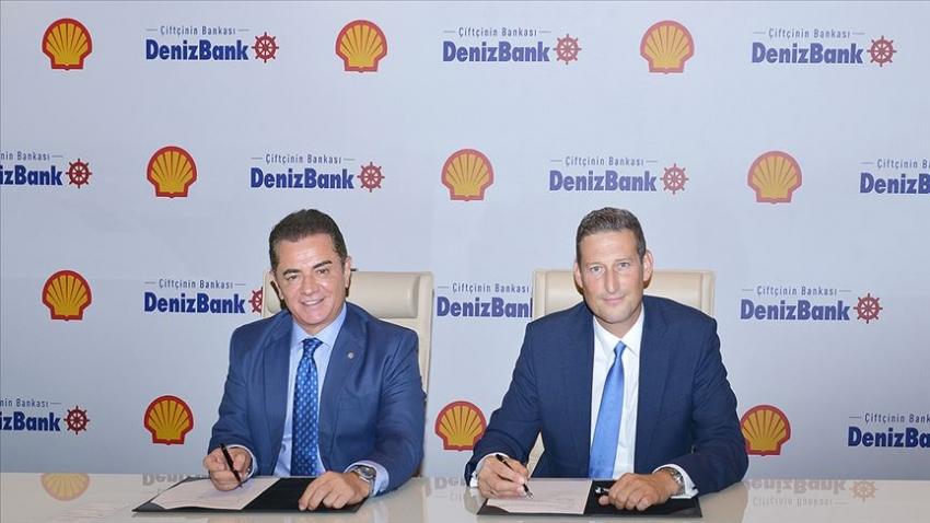 DenizBank ve Shell'den üreticilere akaryakıtta sıfır faiz fırsatı