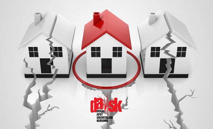 Depremin ardından DASK'tan 1,4 milyon TL'lik ödeme