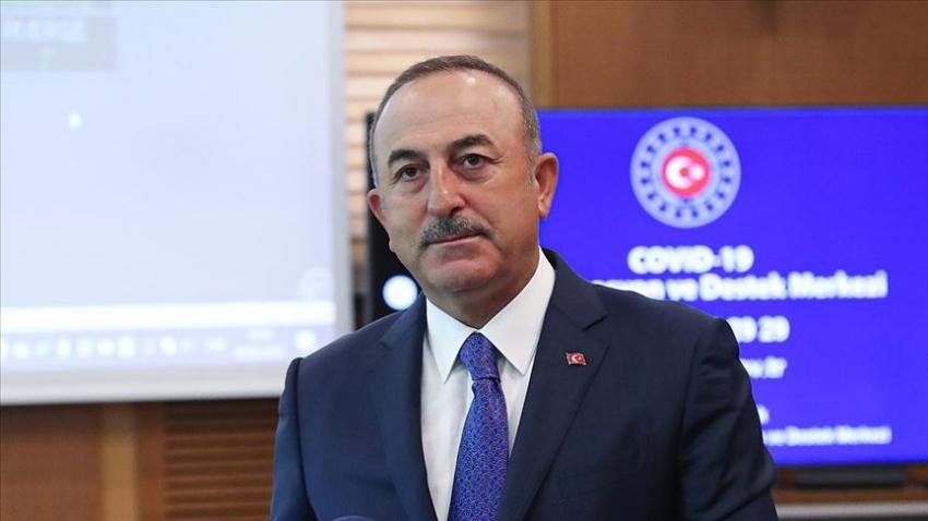 Dışişleri Bakanı Çavuşoğlu: Türkiye 125 ülkenin yardım talebini karşıladı
