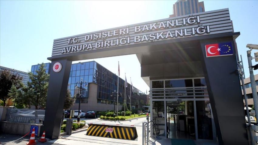 Dışişleri Bakanlığı'ndan Türk iş dünyasına 'AB hibelerinden yararlanma' çağrısı
