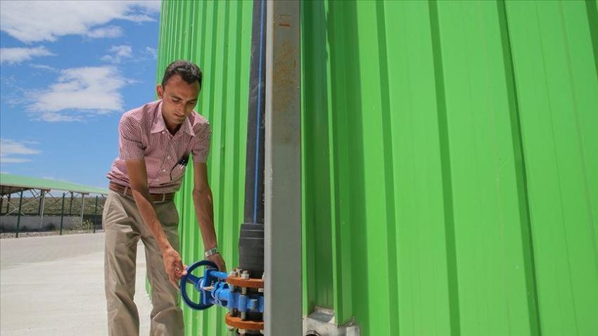 Doğal gaza en iyi alternatif 'biyogaz'