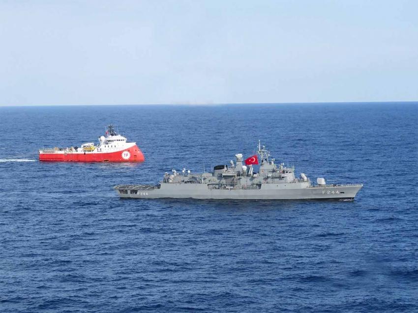 """""""Doğu Akdeniz ve Kıbrıs'ta Neler Oluyor"""" konferansı"""