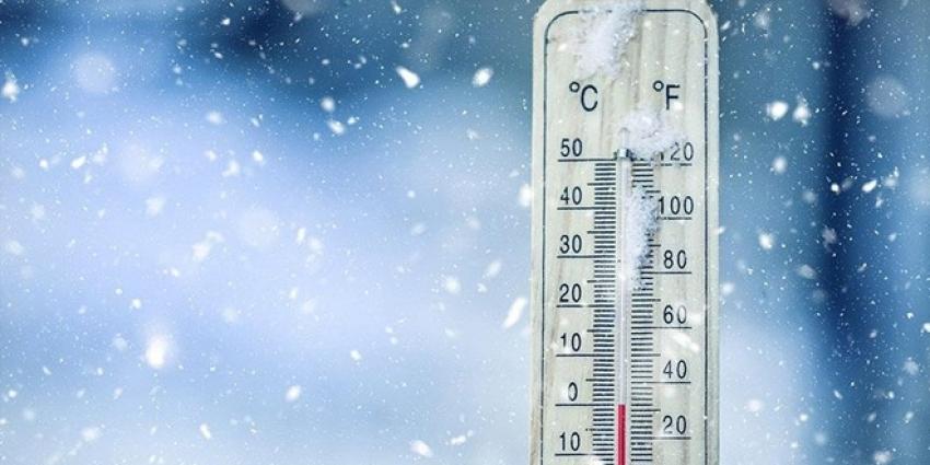 Doğu'da sıcaklık sıfırın altına düştü