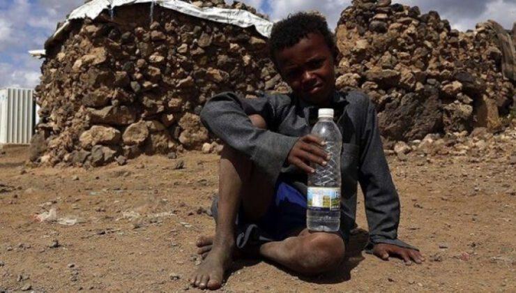Dünya'nın yüzde 10'u açlıkla mücadele ediyor