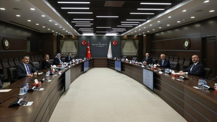 """""""Ekonomi ve reform"""" toplantısı"""