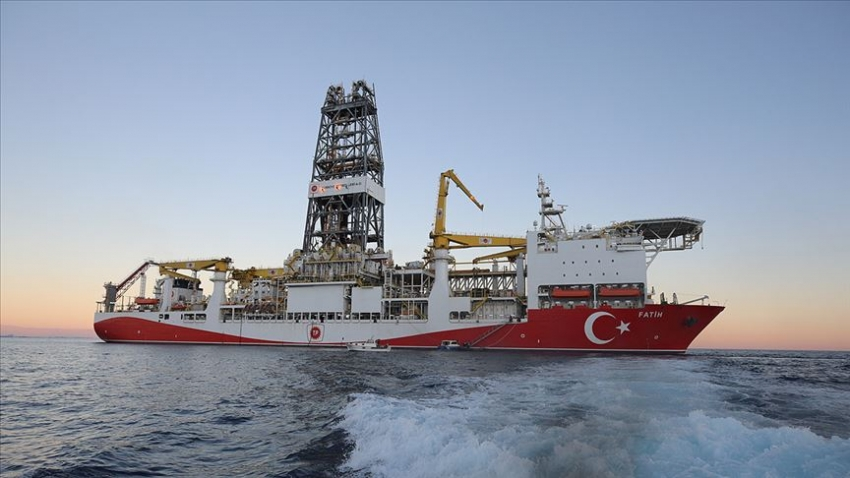 """Enerji ve Tabii Kaynaklar Bakanı Dönmez: """"Fatih gemisi kısa sürede sondaja başlayacak"""""""