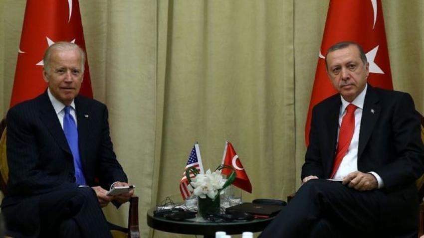 Erdoğan, Biden'a tebrik mesajı gönderdi