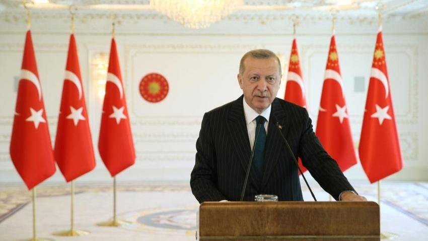 Erdoğan'dan ABD'ye yaptırım tepkisi: Ülkemize aleni bir saldırıdır