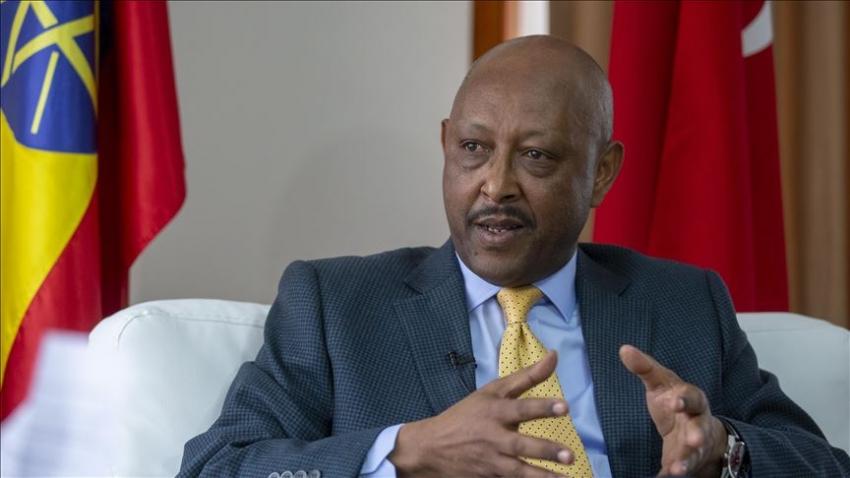 Etiyopya-Türkiye ticaret hacmi '500 milyon dolara' yaklaştı