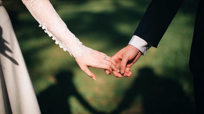 Evlenme başvurularına yeni düzenleme