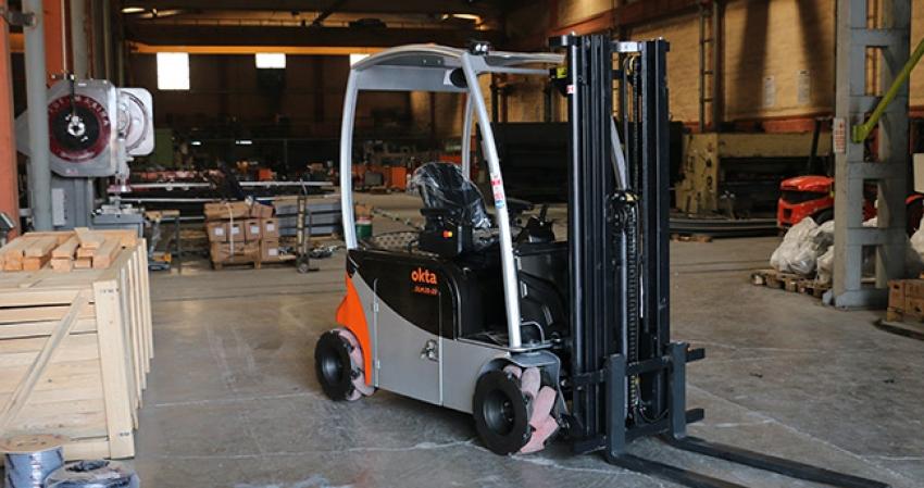 Forklift ithalatına gözetim uygulaması