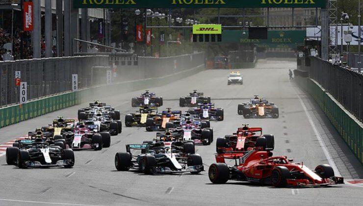 Formula-1 DHL Türkiye Grand Prix'si seyircisiz