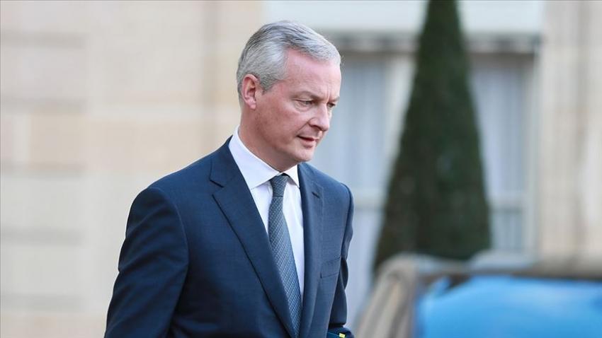 Fransa Ekonomi Bakanı'ndan küçülme tahmini
