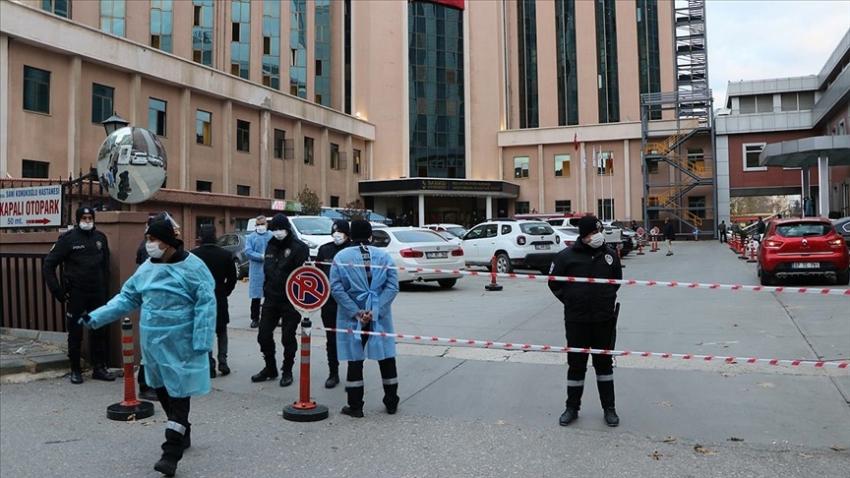 Gaziantep'te hastanede yoğun bakımda çıkan yangında 9 hasta hayatını kaybetti