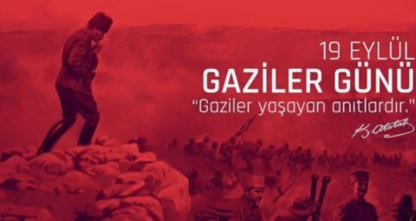 Gaziler Günü Kutlu Olsun
