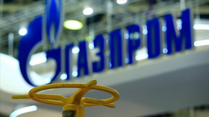 Gazprom'un ihracat geliri yüzde 52 azaldı