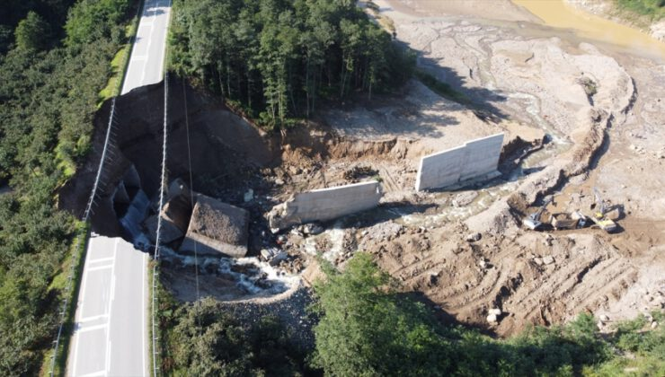 Giresun'daki sel felaketinden acı haber: Ölü sayısı 8'e yükseldi