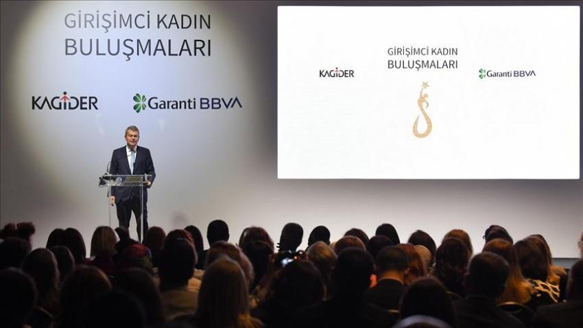 """""""Girişimci Kadın Buluşmaları"""" Bursa'da"""