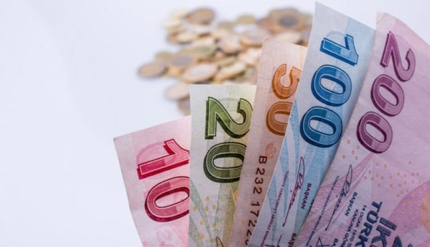 Hazine 5,1 milyar lira borçlandı