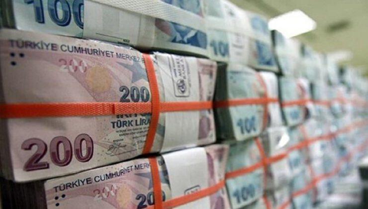 Hazine 6 milyar lira borçlandı