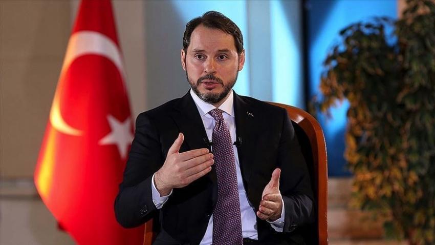 """""""Hazine ve Maliye Bakanı Albayrak'ın görevden af talebi kabul edilmiştir"""""""
