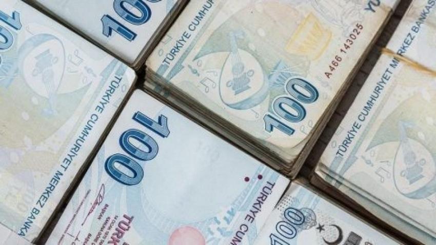 Hazine yaklaşık 6,3 milyar lira borçlandı