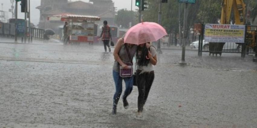 Haziranda yağışlar yüzde 28 arttı