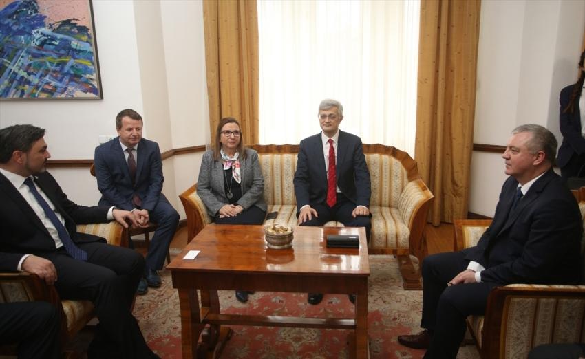 Hırvatistan ile ticaret hedefi büyük!