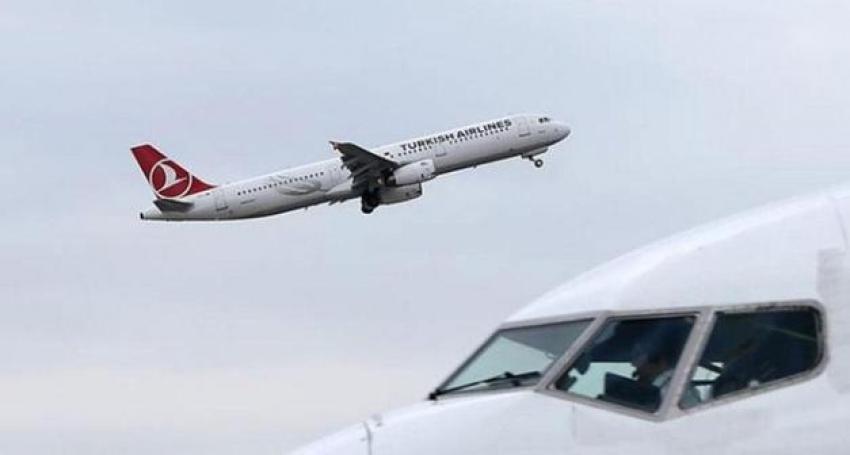 Hollanda ile uçuşlar yeniden başladı