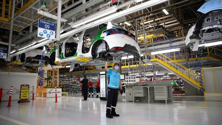 Hyundai i20'nin üretimine başlandı