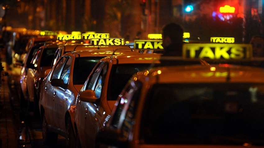 İBB'nin 6 bin yeni taksi teklifine ret