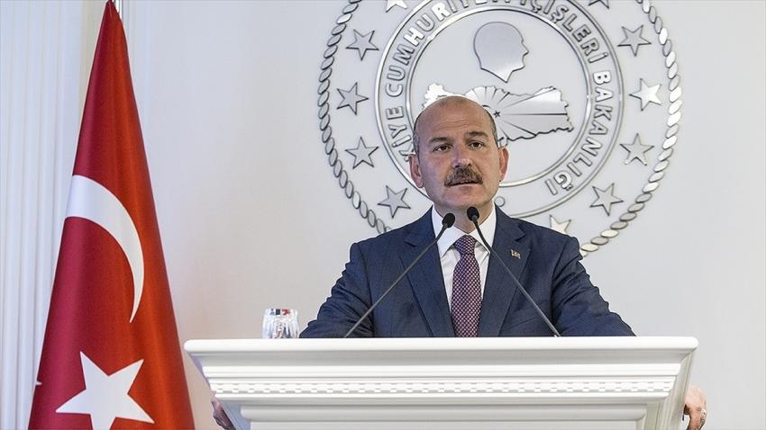 İçişleri Bakanı Süleyman Soylu'dan ilk açıklama