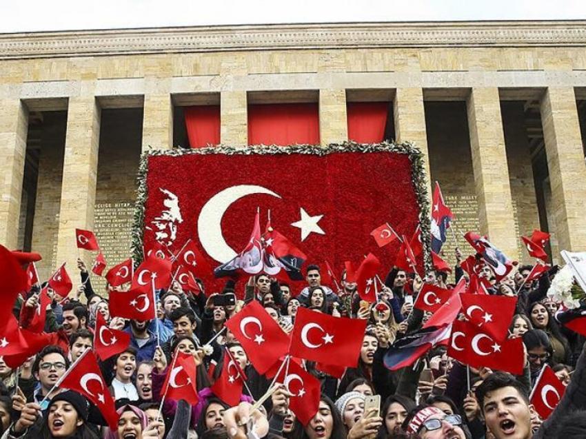 İçişleri Bakanlığı: Cumhuriyet Bayramı pandemi koşullarına uygun şekilde tüm yurtta coşkuyla kutlanacak