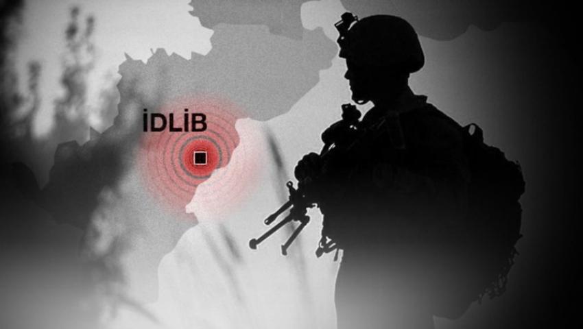 İdlib'de 1 askerimiz şehit oldu
