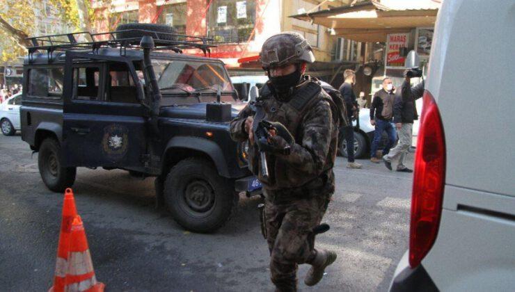 İhbara giden polis ekibine silahla ateş edildi: 1 şehit, 1 yaralı