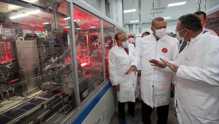 İlk yerli güneş paneli fabrikası açılıdı