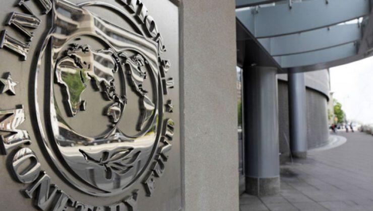 IMF: Türkiye 2020'de yüzde 5 küçülecek, 2021'de…